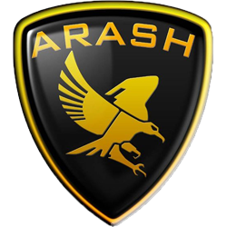 le logo ARASH actuel / the current ARASH logo