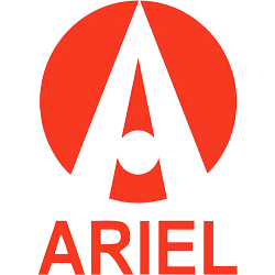 le logo ARIEL actuel / the current ARIEL logo