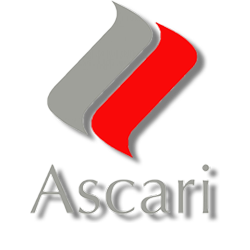 le logo ASCARI actuel / the current ASCARI logo
