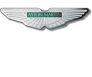 le logo ASTON MARTIN actuel / the current ASTON MARTIN logo