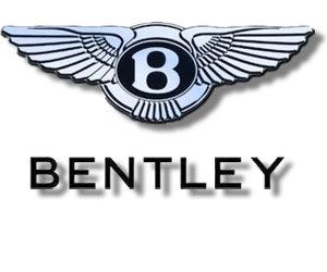 le logo BENTLEY actuel / the current BENTLEY logo