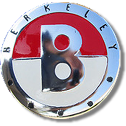 le dernier logo BERKELEY utilisé / the last logo BERKELEY used