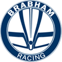 le logo BRABHAM actuel / the current BRABHAM logo