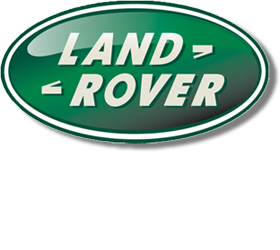 le logo LAND ROVER actuel / the current LAND ROVER logo