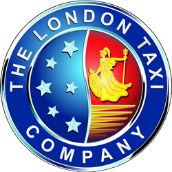 le logo LONDON TAXI actuel / the current LONDON TAXI logo