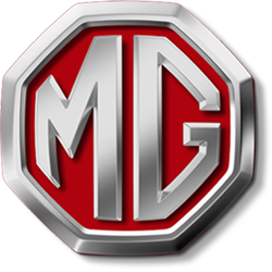 le logo MG actuel / the current MG logo