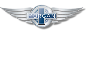 le logo MORGAN actuel / the current MORGAN logo