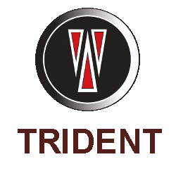 le logo TRIDENT actuel / the current TRIDENT logo