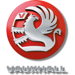 le logo VAUXHALL actuel / the current VAUXHALL logo