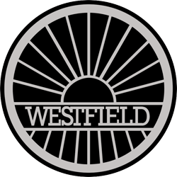 le logo WESTFIELD actuel / the current WESTFIELD logo