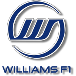 le logo WILLIAMS actuel / the current WILLIAMS logo