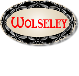 le logo WOLSELEY actuel / the current WOLSELEY logo